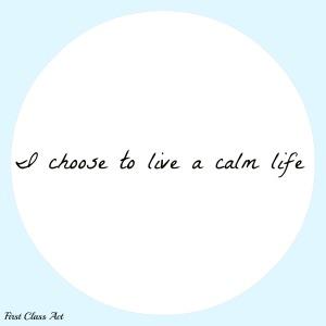 calm life 5